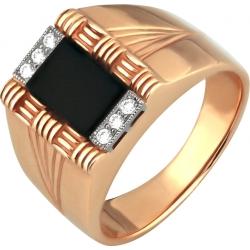 Печатка с сомбриллом и бриллиантами